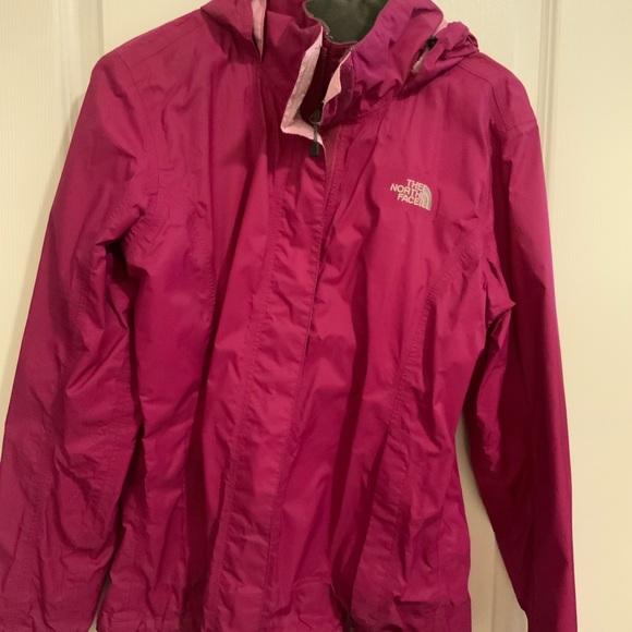 The North Face rain jacket/windbreaker